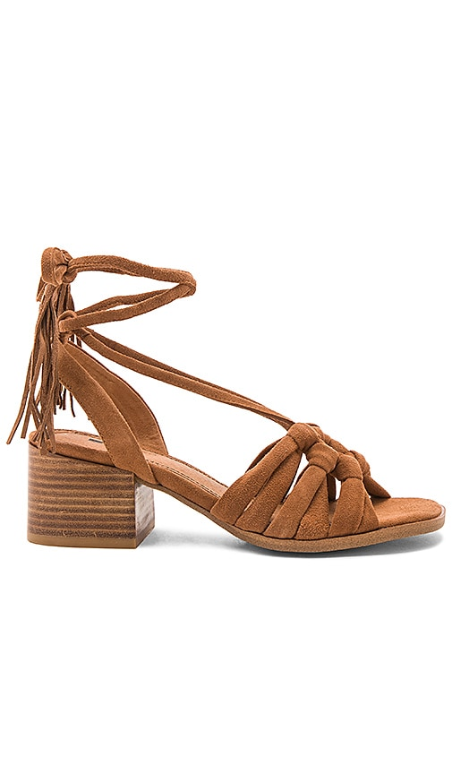 Matiko Simone Sandal in Brown