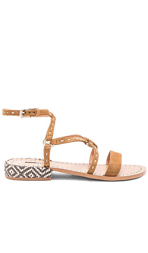 Matiko Sensei Sandal in Tan