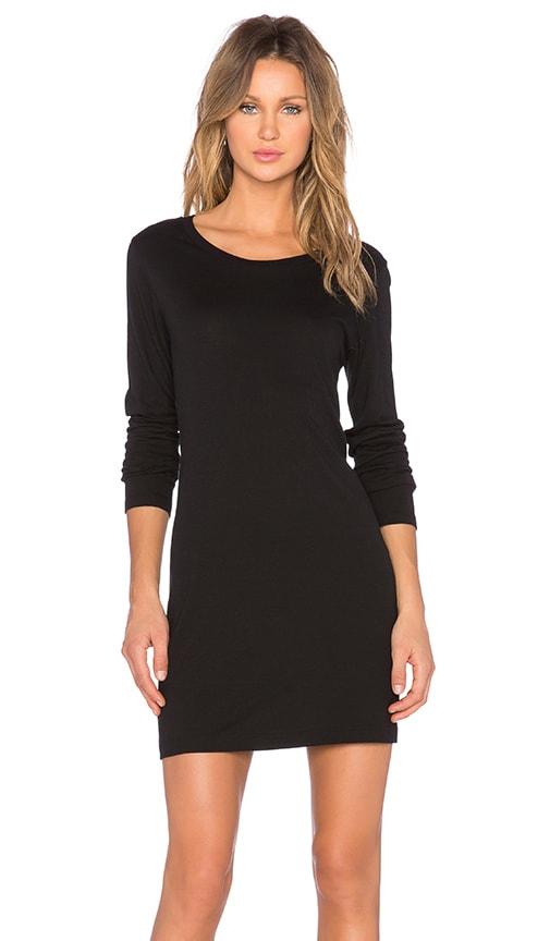 MATE the Label Clark Dress in Black