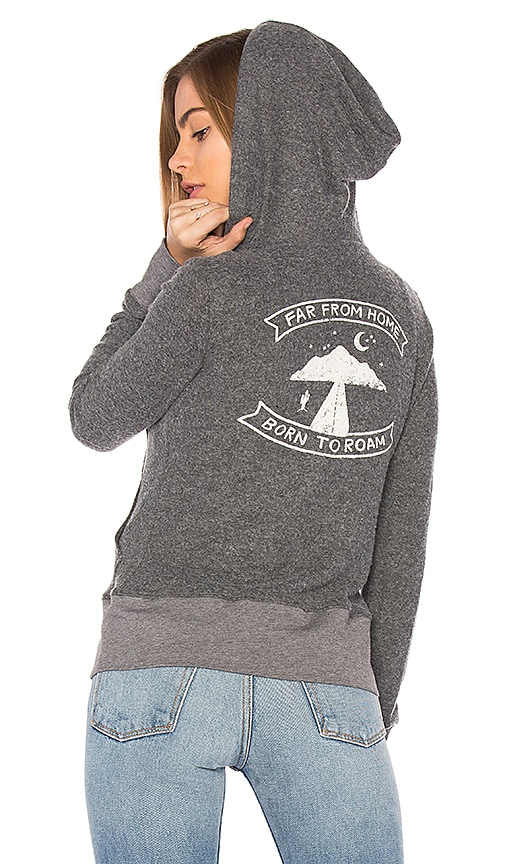 MATE the Label Far From Home Bry Hoodie in Gray