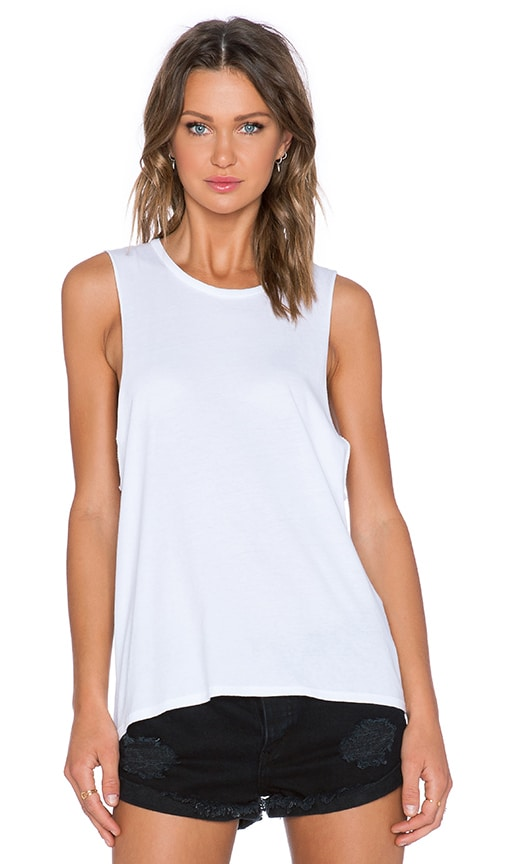 MATE the Label x Dailies Mate Tank in White