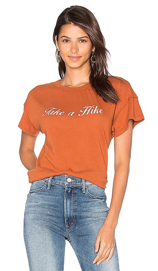 MATE the Label Take a Hike Tee in Burnt Orange