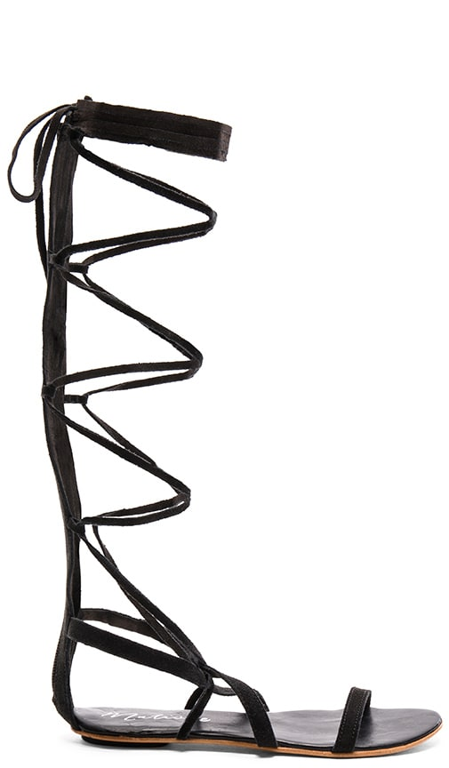 Matisse Atlas Sandal in Black