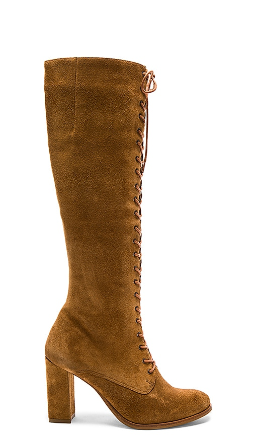 Matisse Princely Boots in Cognac