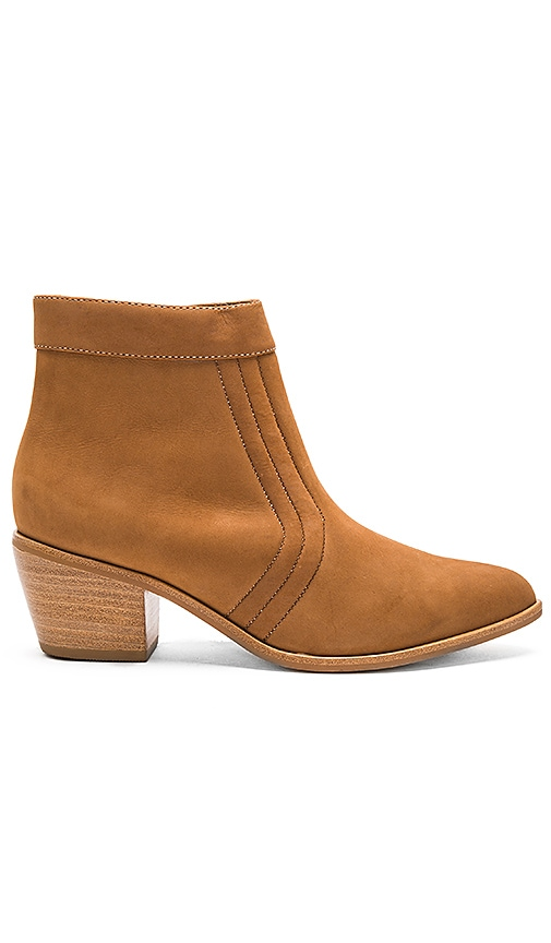 Matisse Cece Booties in Tan