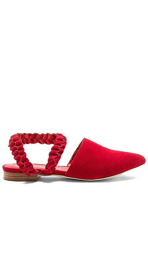 Matisse Alan Sandal in Red