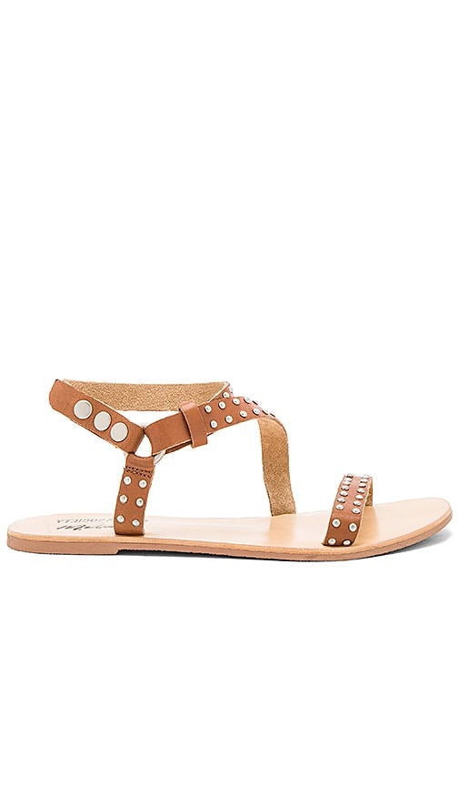 Matisse Rock Muse Sandal in Brown