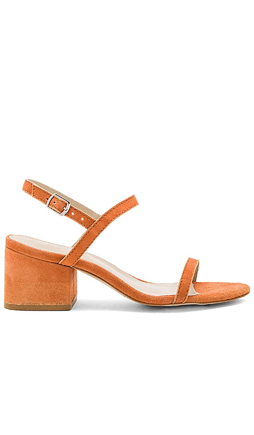 Matisse Stella Sandal in Orange