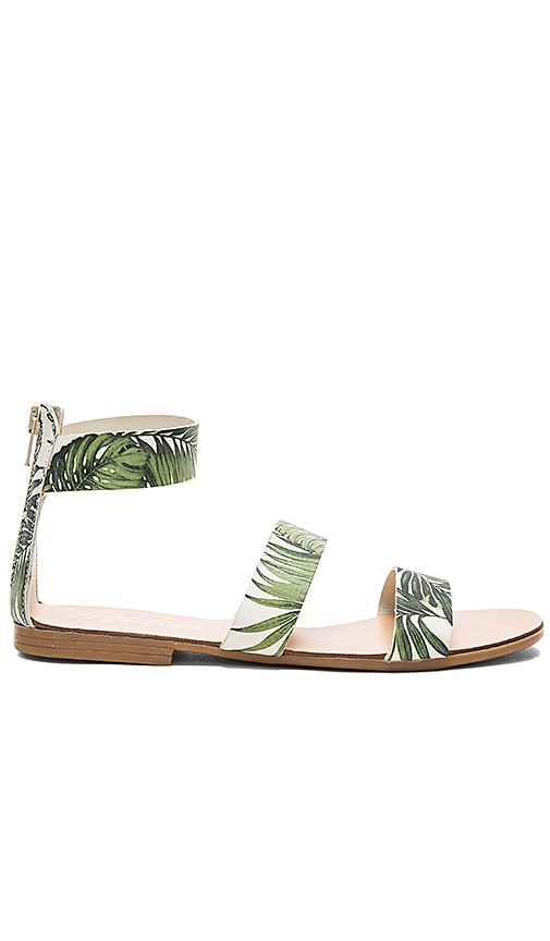 Matisse Nikita Sandal in Green