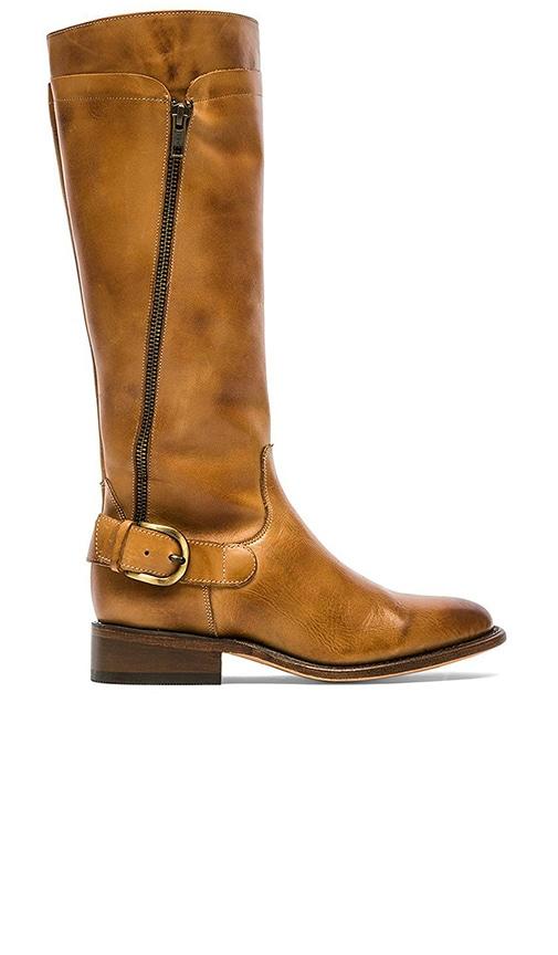 Tawny Boot
