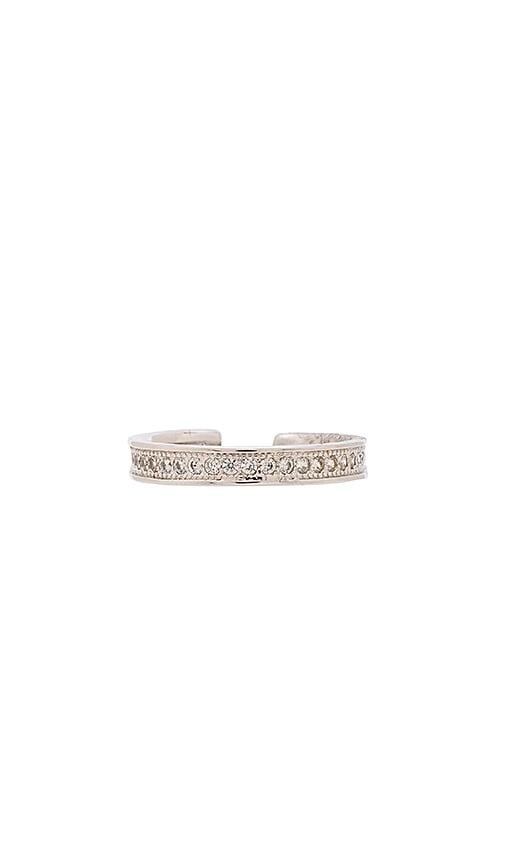 Pave Midi Ring