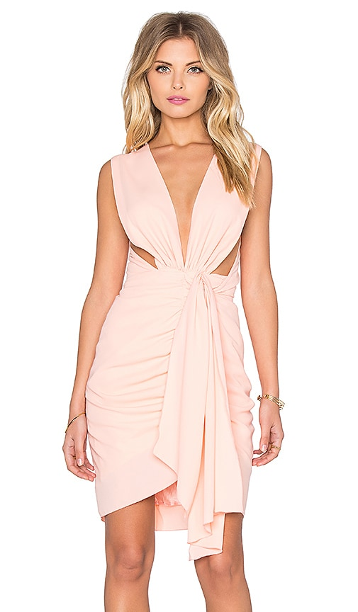 Maurie & Eve Quentin Dress in Pink