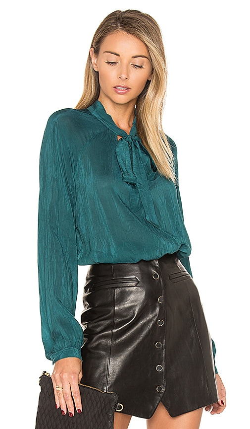 maven west Lauren Blouse in Green