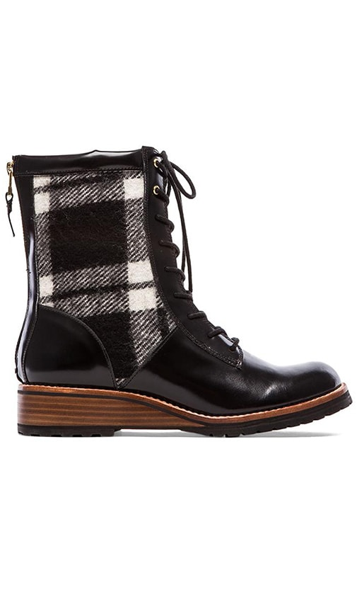 Windsor Lace Up Boot