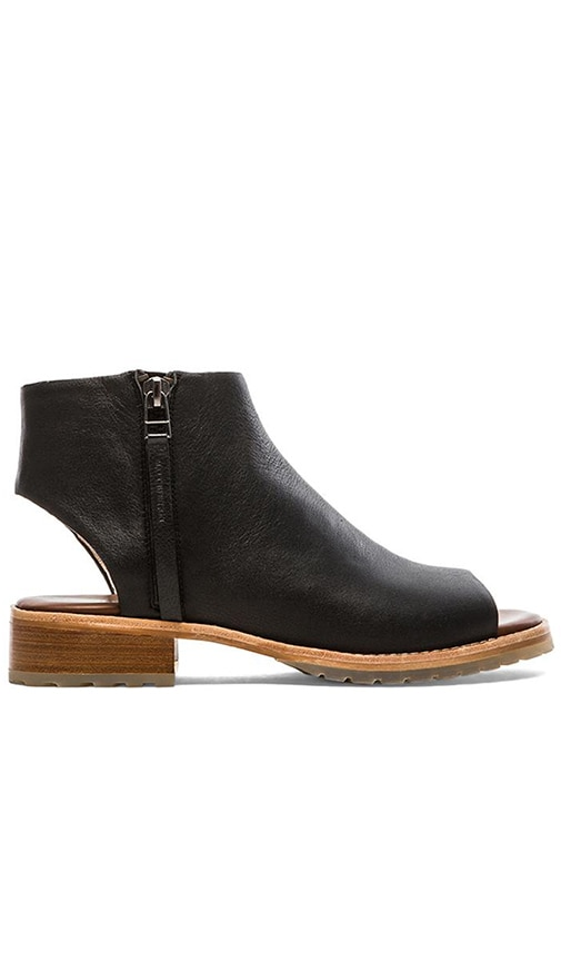 Nomad Zippered Side Bootie