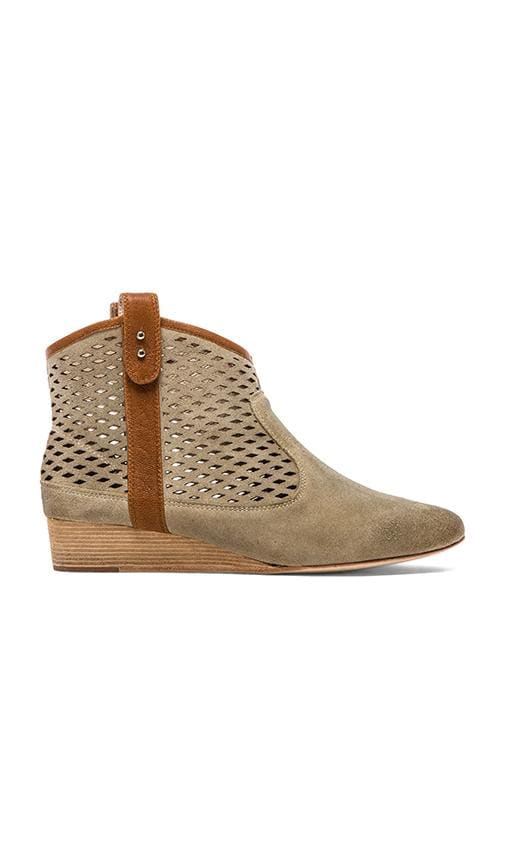 Ambler Perforated Bootie