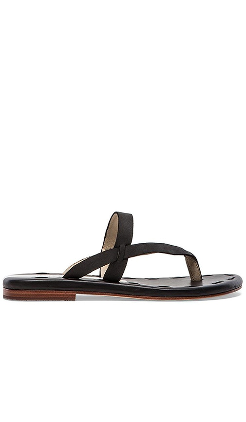 Matt Bernson Love Sandal in Black Cavash