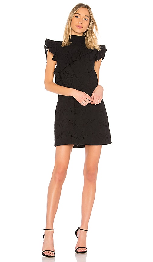 MCGUIRE Sorbonne Dress in Black Eyelet | REVOLVE