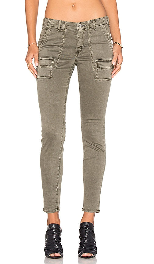 MCGUIRE Alessandro Flight Pant in Lindberg Green