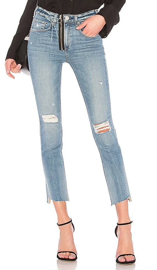 MCGUIRE Vintage Slim Jean in Vroom Vroom