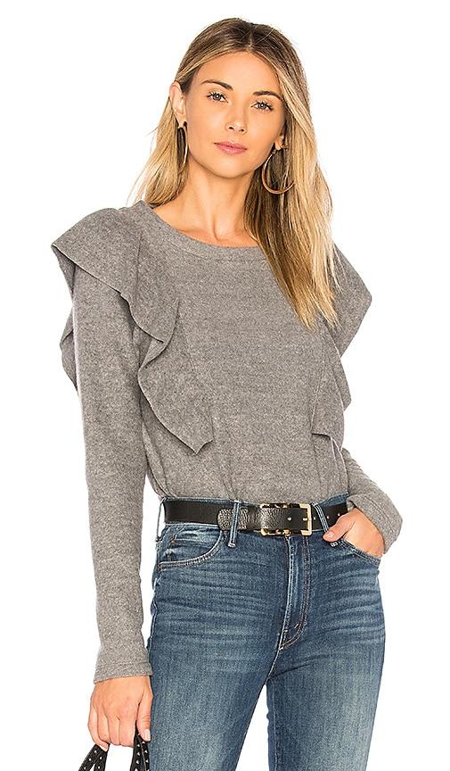 MCGUIRE Sabina Sweater in Gray