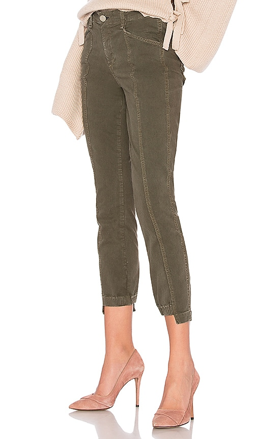MCGUIRE Valenti Utility Pant in Army