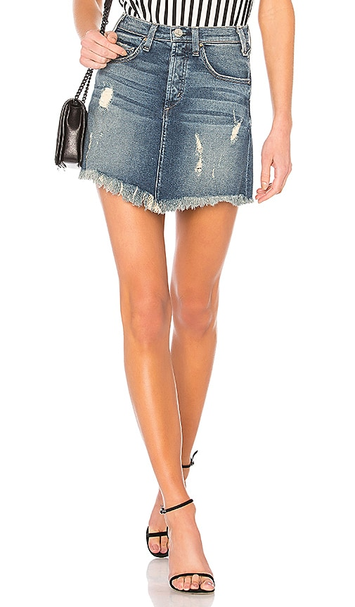 Izabel High Rise Mini Skirt. - size 25 (also in 24,26,27,30) McGuire