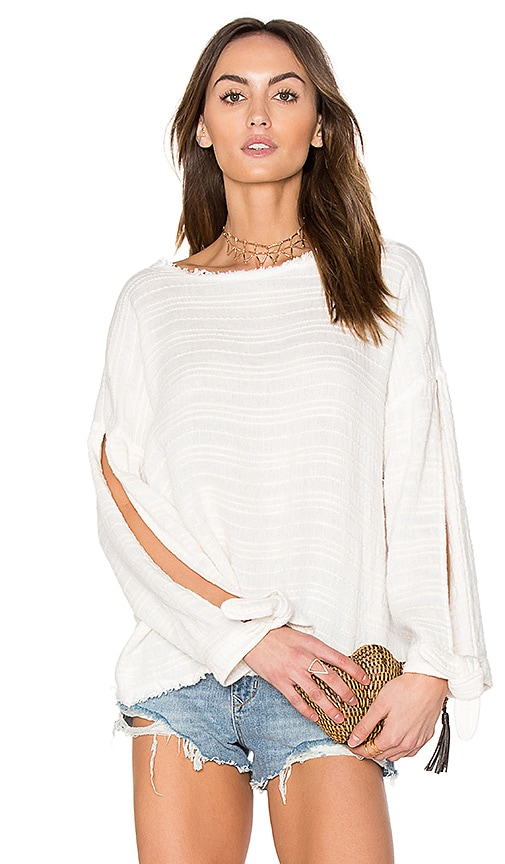 MCGUIRE Sunrise Top in White