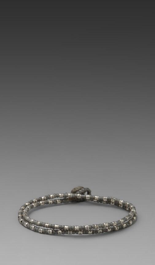 2 Wrap Sterling Sliver Bracelet