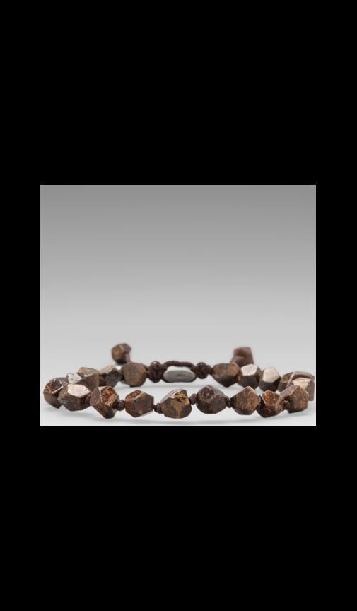 Special Cut Stones Bracelet