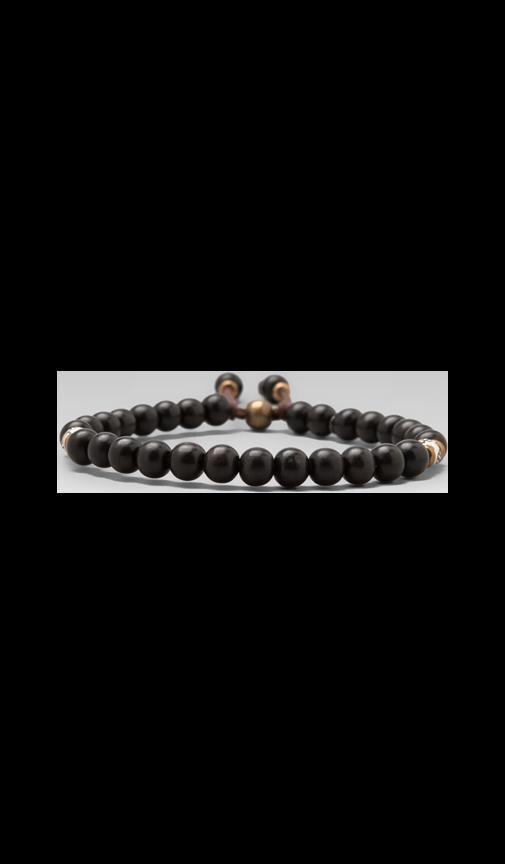 African Glass Bead Bracelet