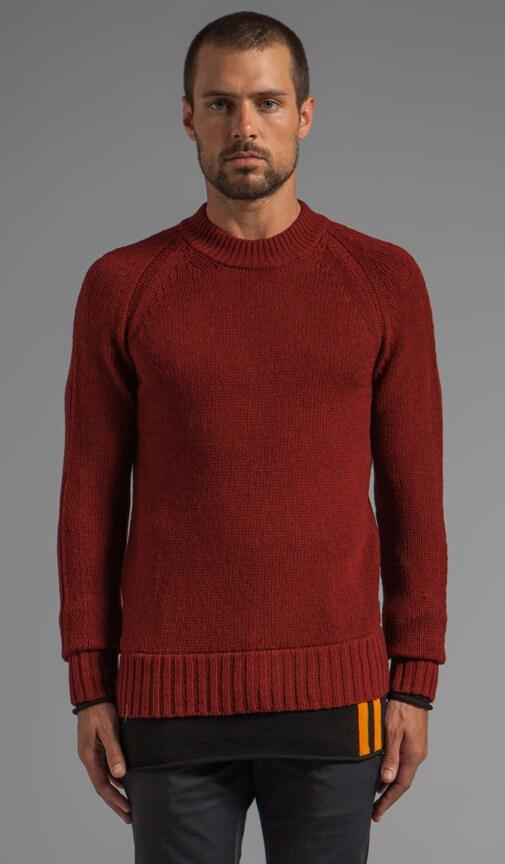 Shetland Polo Knit