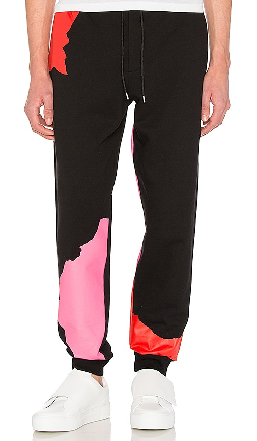 McQ Alexander McQueen Dart Sweatpants in Black