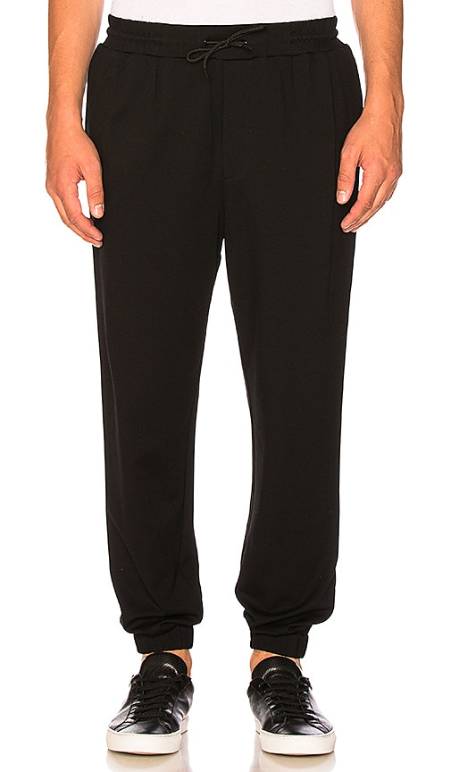 McQ Alexander McQueen Tailored Trackpant 2 in Black