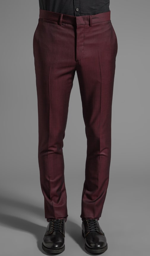 Classic Slim Tailored Trouser