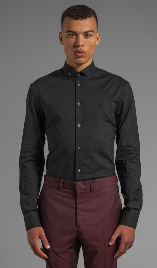 Shirting Harness Button Up