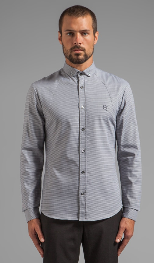 Harness Button Down