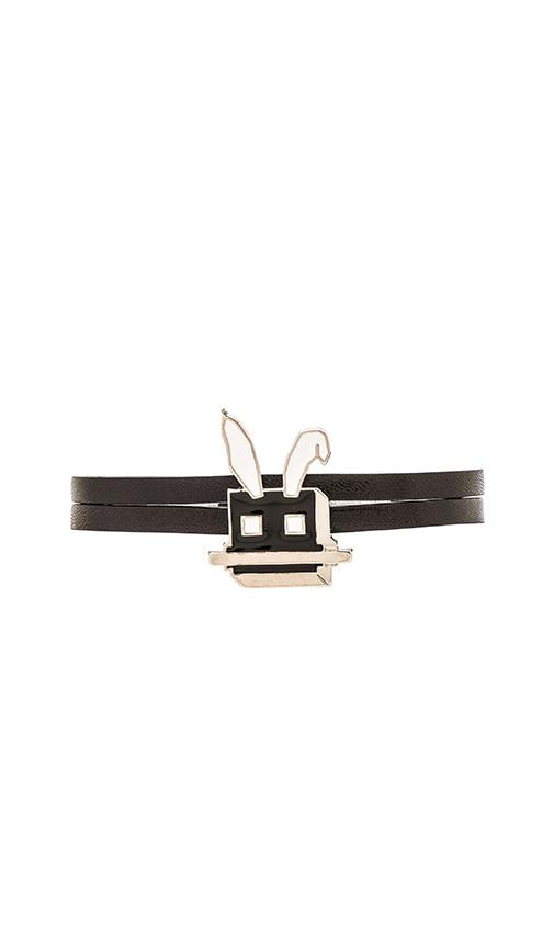 Electro Bunny Mini Bracelet