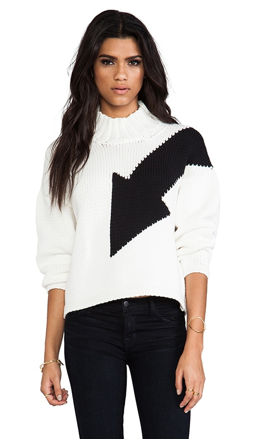 Big Arrow Sweater