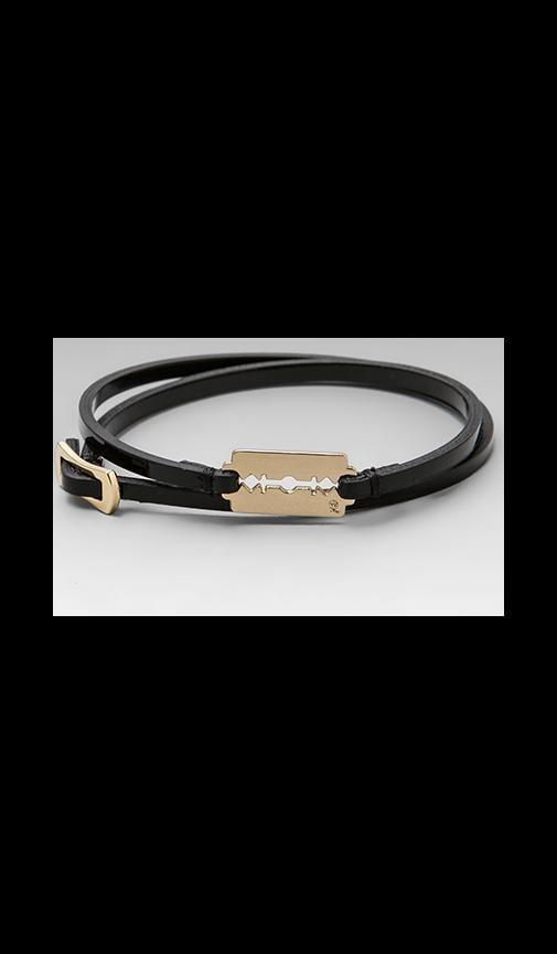 Mini Razor Blade Bracelet