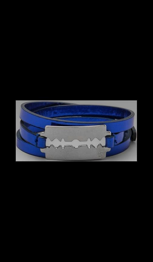 Razor Wrap Bracelet