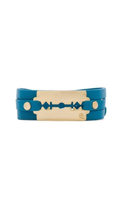 Razor Triple Bracelet