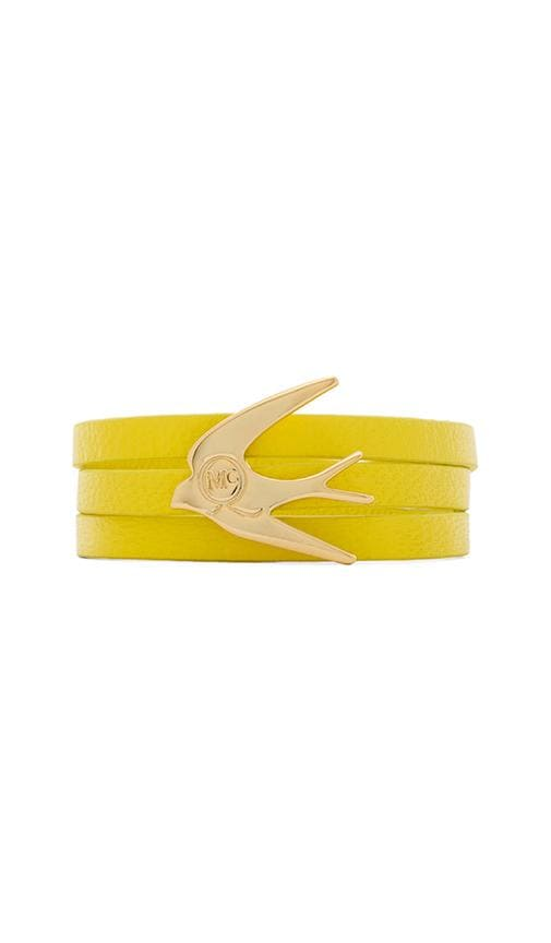 Swallow Triple Wrap Bracelet
