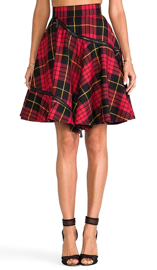 Spiralling Skirt