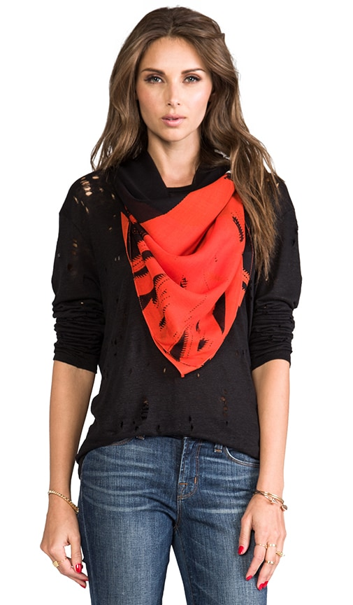 Angry Eagle Scarf