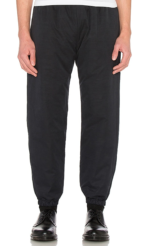 Maiden Noir Insulated Pant in Black