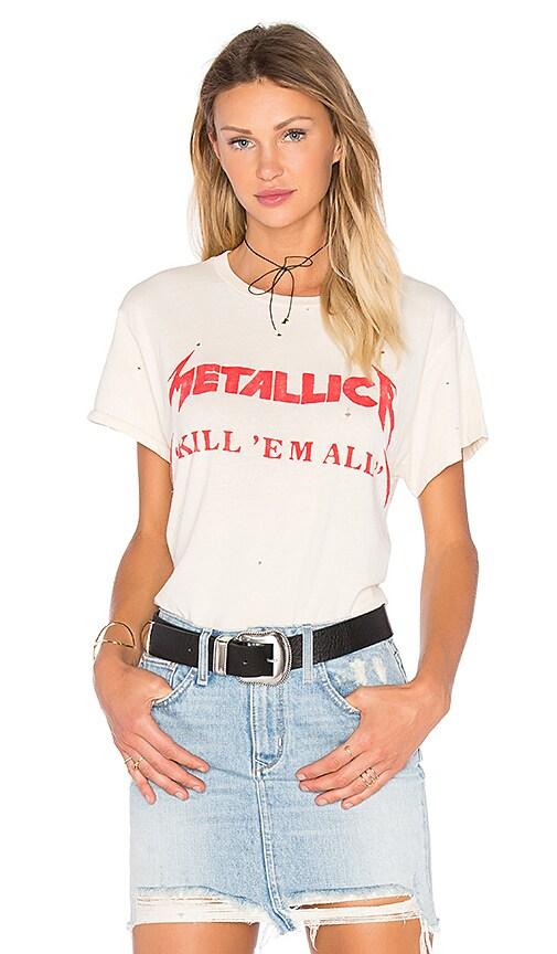 Metallica Kill 'Em All Tee