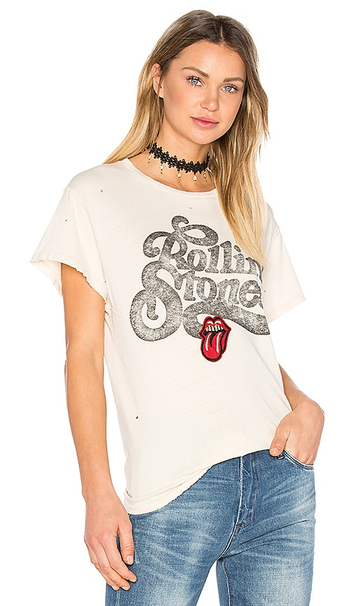 Rolling Stones Patch Tee