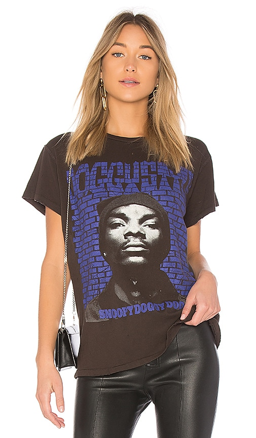 Madeworn Snoop Dogg Doggy Style Tee in Black