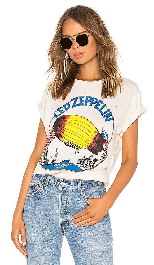 Led Zeppelin N. American Tour